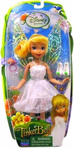 Playmates Toys Disney Fairies Tinkerbell & The Lost Treasure 8 Inch Figure Arrival Tink