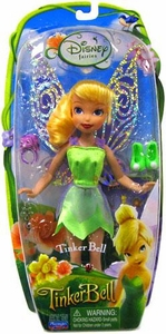Playmates Toys Disney Fairies Tinkerbell & The Lost Treasure 8 Inch Figure Tinkerbell