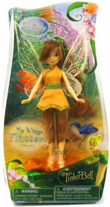 Disney Fairies Exclusive 5 Inch Action Figure Fawn with Fluttering Wings