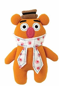 Disney Pook-a-Looz Plush Doll Fozzie Bear