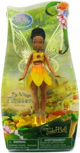 Disney Fairies Exclusive 5 Inch Action Figure Iridessa with Fluttering Wings