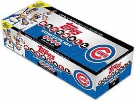 Topps MLB Baseball Cards 2008 CHICAGO CUBS TEAM EDITION Complete Factory Set [660 Cards Plus 5-Card Pack of Cubs Prospects]