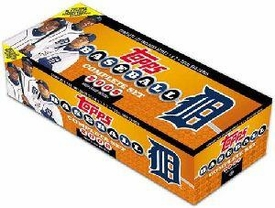 Topps MLB Baseball Cards 2008 DETROIT TIGERS TEAM EDITION Complete Factory Set [660 Cards Plus 5-Card Pack of Tigers Prospects]