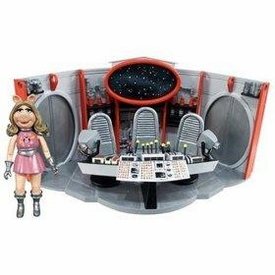 The Muppets Pigs in Space Swine Trek Playset with Exclusive Miss Piggy Figure