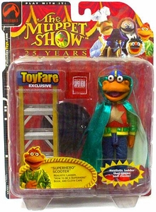 The Muppets Exclusive Action Figure Superhero Scooter
