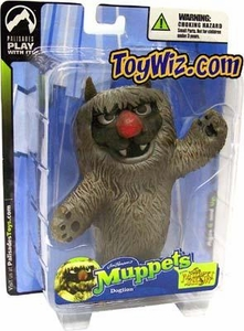 Muppets Palisades Toys Series 3 Mini PVC Figure Doglion Damaged Package!