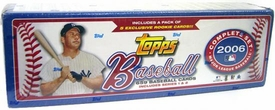 2006 Topps Baseball Cards Hobby Factory Sealed Complete Set