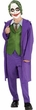 Batman The Dark Knight Rubies Costume #883106 The Joker Deluxe Child Size