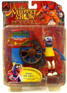 The Muppets Series 2 Action Figure Gonzo the Great