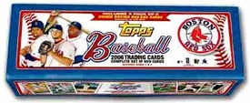 2006 Topps Baseball Cards Hobby Factory Sealed Set BOSTON RED SOX EDITION