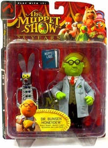 The Muppets Series 1 Action Figure Dr. Bunsen
