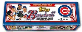 2006 Topps Baseball Cards Hobby Factory Sealed Set CHICAGO CUBS EDITION