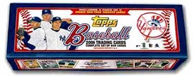2006 Topps Baseball Cards Hobby Factory Sealed Set NY YANKEES EDITION