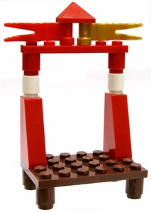 LEGO Castle LOOSE Accessory Jester's Stage