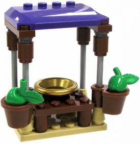 LEGO Indiana Jones LOOSE Accessory Bazaar Market Stall