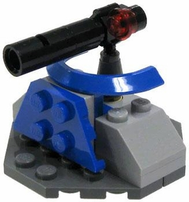 LEGO Star Wars LOOSE Scenery Mandalorian Blaster Emplacement