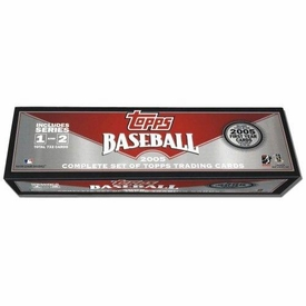 2005 Topps Baseball Cards Factory Sealed Set