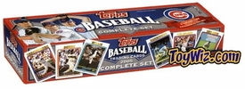 2005 Topps Baseball Complete Sets Team Editon Chicago Cubs