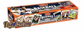 2005 Topps Baseball Complete Sets Team Editon Detroit Tigers