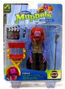 The Muppets Series 6 Action Figure Clifford BLOWOUT SALE!