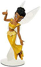 Disney Fairies Pixie Hollow Exclusive 3.5 Inch LOOSE PVC Figure Iridessa