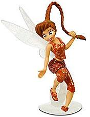 Disney Fairies Pixie Hollow Exclusive 3.5 Inch LOOSE PVC Figure Fawn