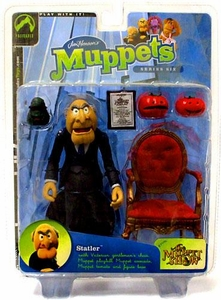 The Muppets Series 6 Action Figure Statler