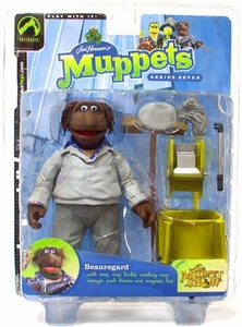 The Muppets Series 7 Action Figure Beauregard