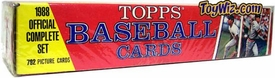 1988 Topps Baseball Cards Factory Sealed Set
