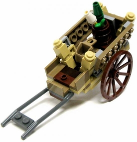 LEGO LOOSE Accessory Horse Cart
