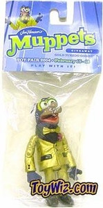 The Muppets Toy Fair 2004 Exclusive Action Figure Gold Tuxedo Gonzo