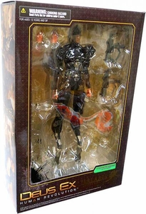 Deus Ex Human Revolution Play Arts Kai Series 1 Action Figure Federova