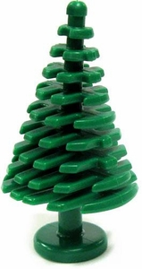 LEGO Terrain LOOSE Plant Classic Evergreen Tree
