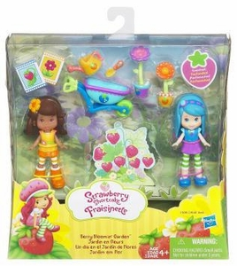 Strawberry Shortcake Mini Figure Two Pack Berry Bloomin' Garden [Blueberry Muffin & Orange Blossom]