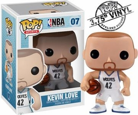 Funko POP! NBA Series 1 Vinyl Figure Kevin Love