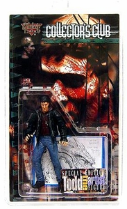 McFarlane Toys Spawn Collector's Club Exclusive Figure Todd the Artist