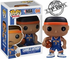 Funko POP! NBA Series 1 Vinyl Figure Carmelo Anthony