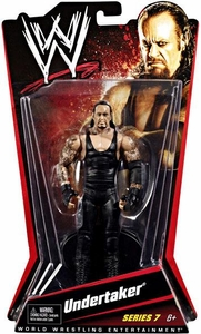Mattel WWE Wrestling Basic Series 7 Action Figure Undertaker BLOWOUT SALE!