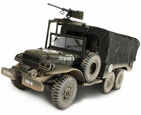 Forces of Valor 1:32 Scale Enthusiast Series Allies U.S. 6x6 1.5 Ton Cargo Truck