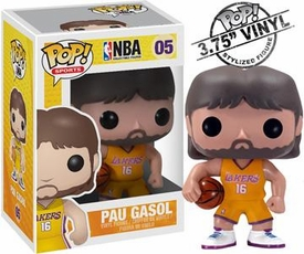 Funko POP! NBA Series 1 Vinyl Figure Pau Gasol