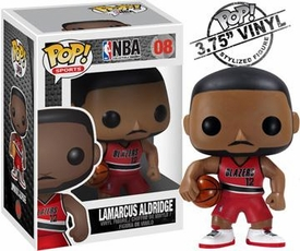 Funko POP! NBA Series 1 Vinyl Figure Lamarcus Aldridge
