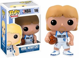 Funko POP! NBA Series 2 Vinyl Figure Dirk Nowitzki