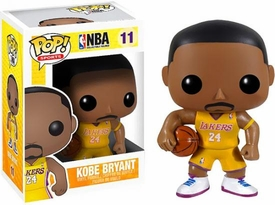 Funko POP! NBA Series 2 Vinyl Figure Kobe Bryant