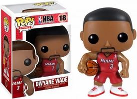 Funko POP! NBA Series 2 Vinyl Figure Dwyane Wade