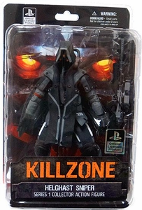 DC Direct Killzone Series 1 Collector Action Figure Helghast Sniper