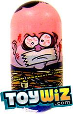 Mighty Beanz Series 3 Common Mafia Single #150 Kidnapped Bean