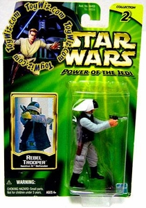 Star Wars Power Of The Jedi Rebel Trooper