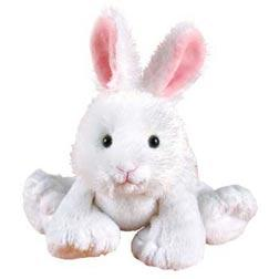 Webkinz Plush White Bunny Rabbit