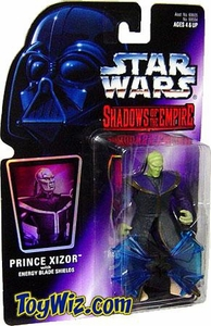 Star Wars POTF2 Shadows of the Empire Hologram Prince Xizor