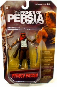 McFarlane Toys Prince of Persia 4 Inch Action Figure Desert Dastan